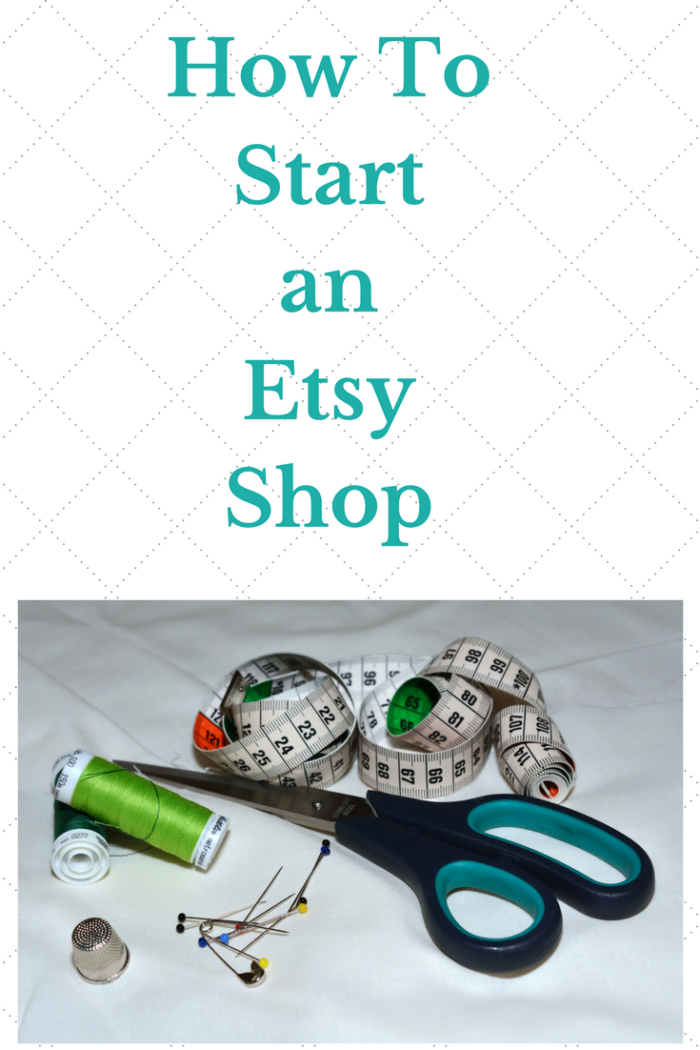 How To Start An Etsy Shop image craft supplies neededinthehome