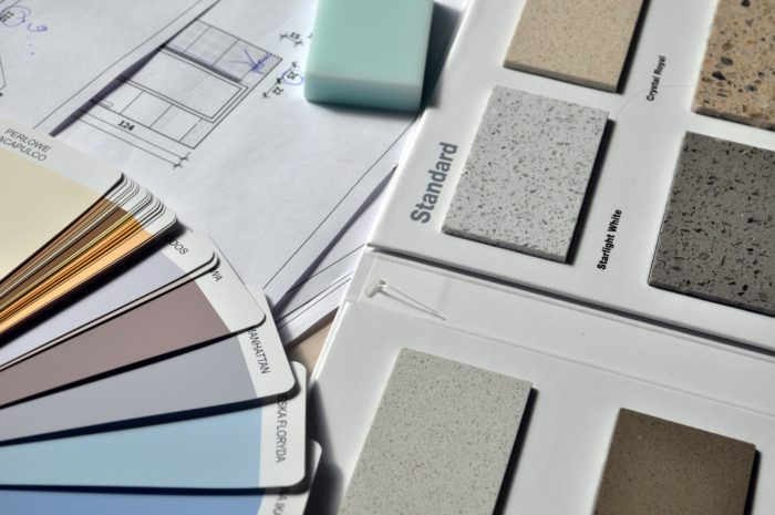 color samples paint swatches The Secrets to Successful Home Renovation