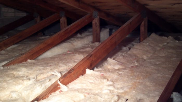 insulation in the attic Saving Money On Those Energy Bills? It Is Possible