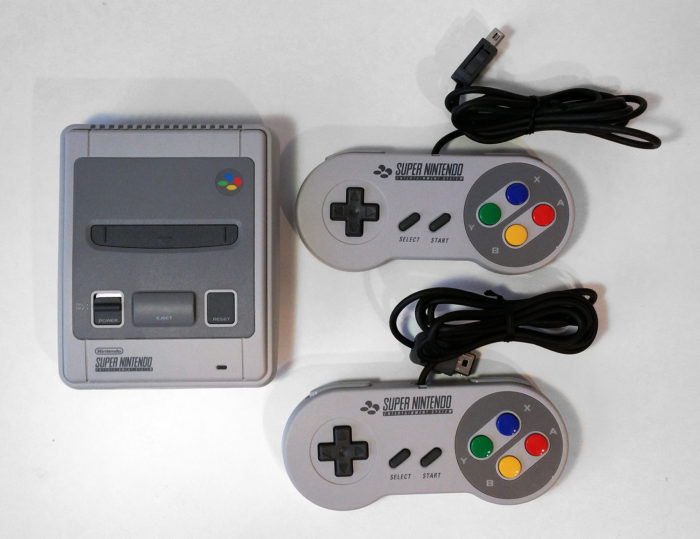 super nintendo and controllers maximize your home entertainment options