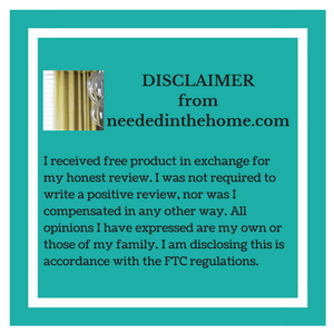 Disclaimer from neededinthehome