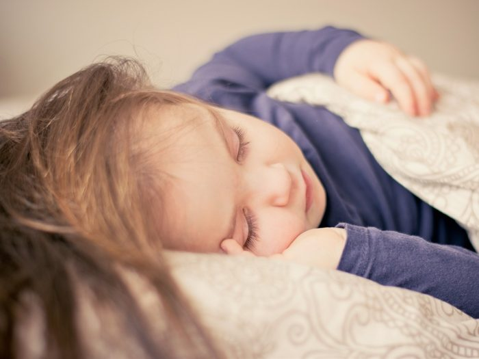 child sleeping 4 Reasons Your Kids Are Struggling To Sleep