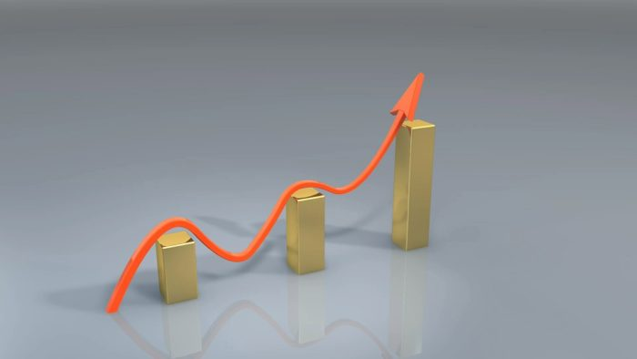 3D design of business growth chart Questions You Should Ask Before Starting a Business