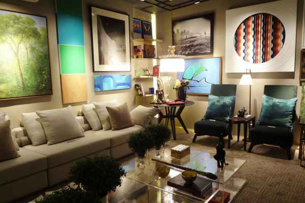living room scene Is Your Home Lacking in Comfort? by neededinthehome