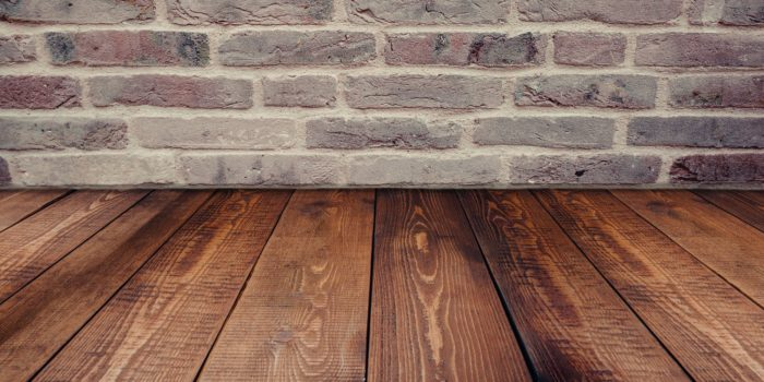 brick wall hardwood floors Perfect Ways to Add Some Elegance to Your Home's Interior