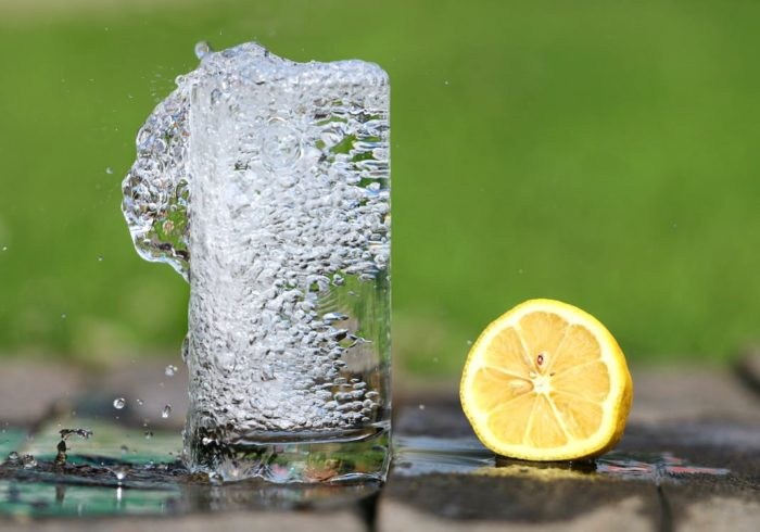 water and lemon Simple Ways To Save Money Around The Home