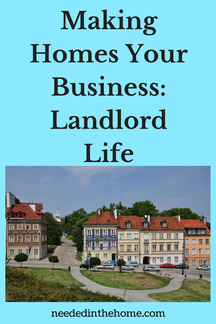 townhouses apartments in town to rent Making Homes Your Business: Landlord Life neededinthehome.com