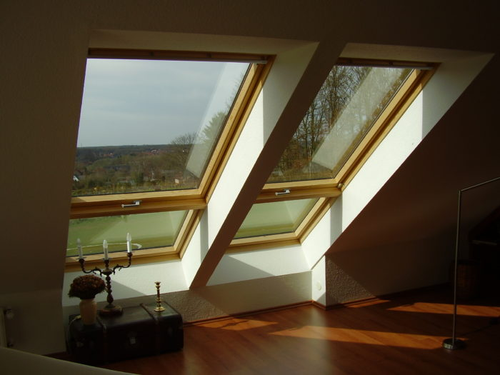 slanted window panels the inside isn't always what counts when it comes to your home