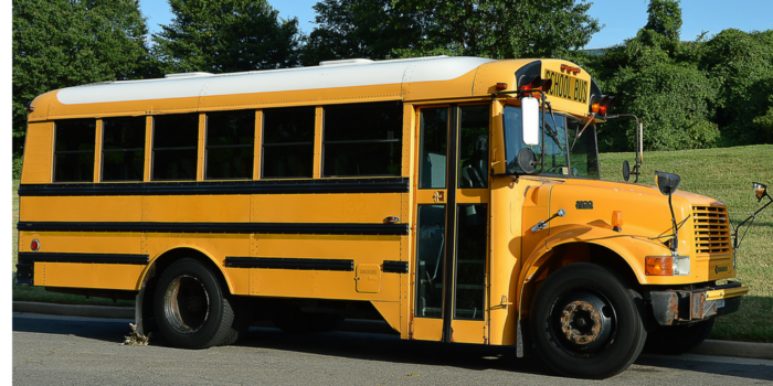 How school trips help with education yellow school bus