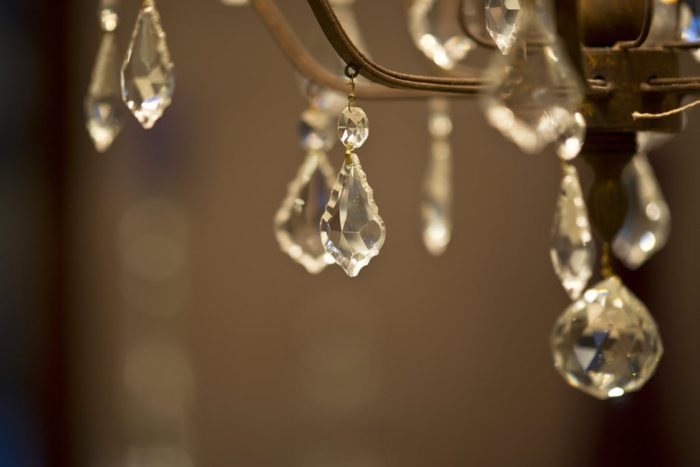 chandelier baubles Here's How To Add Some of that High-End Elegance To your Home
