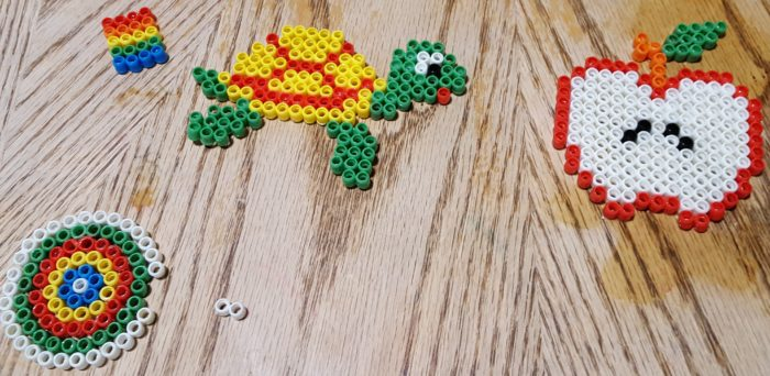 Sample of things you can make with Zirrly Super Beads in a product review