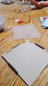 Zirrly board and template ready to use with the beads in product review
