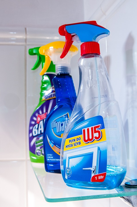Toxic home syndrome cleaning products that contain Formaldehyde