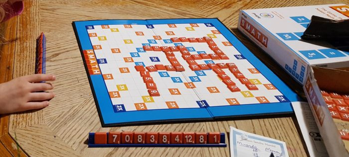 review of Smath board game using math while playing is a great way to learn