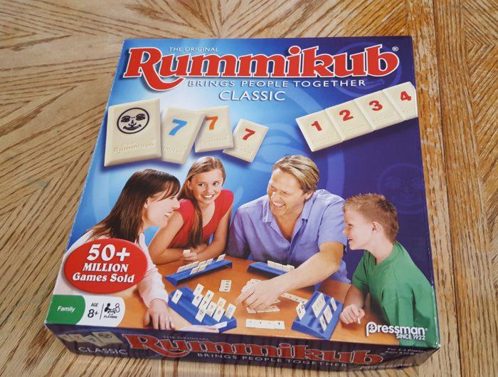 Goliath Games Rummikub Classic Family Game review
