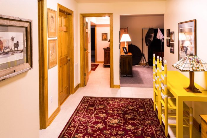Staging Your Home - image clean open spacious well-lit walkway hallway corridor