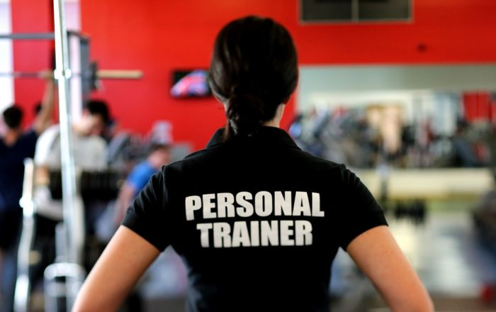 Health and Wellness Home Business image Personal Trainer at a Gym