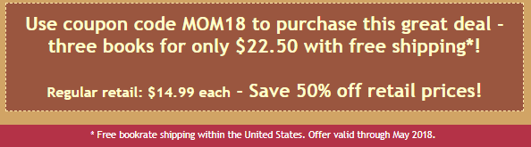 Mother's Day book discount coupon code YWAM Publishing