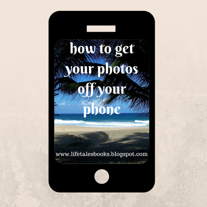 Moving with your photos - image how to get your photos off your phone