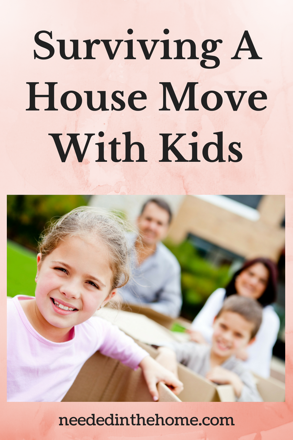 Surviving a house move with kids image family packing to move neededinthehome