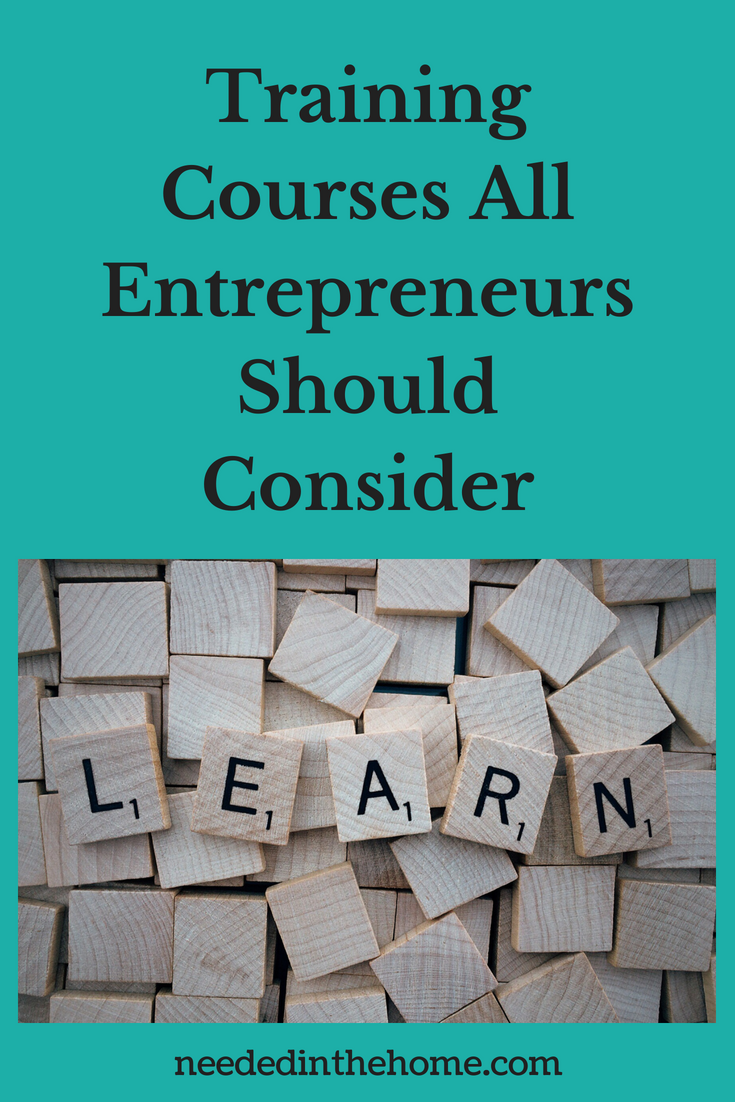 Training Courses All Entrepreneurs Should Consider image scrabble tiles that spell learn neededinthehome