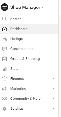 How To Start An Etsy Shop - how to offer a coupon or discount on etsy shop manager screenshot