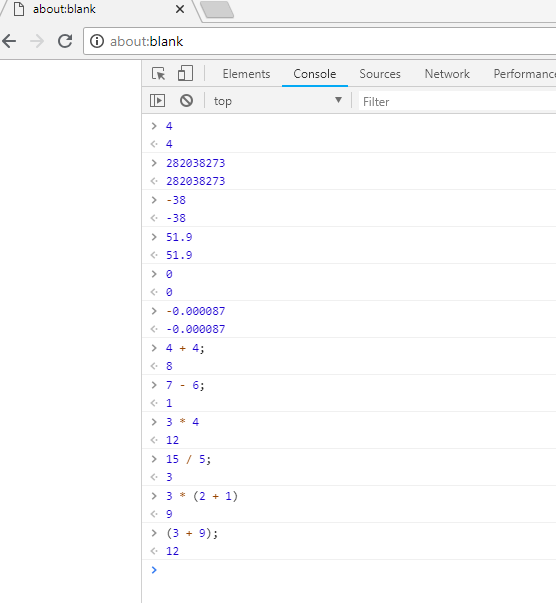 Code for teens snippet of mathematical coding