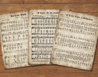 Christmas at any time - sheet music