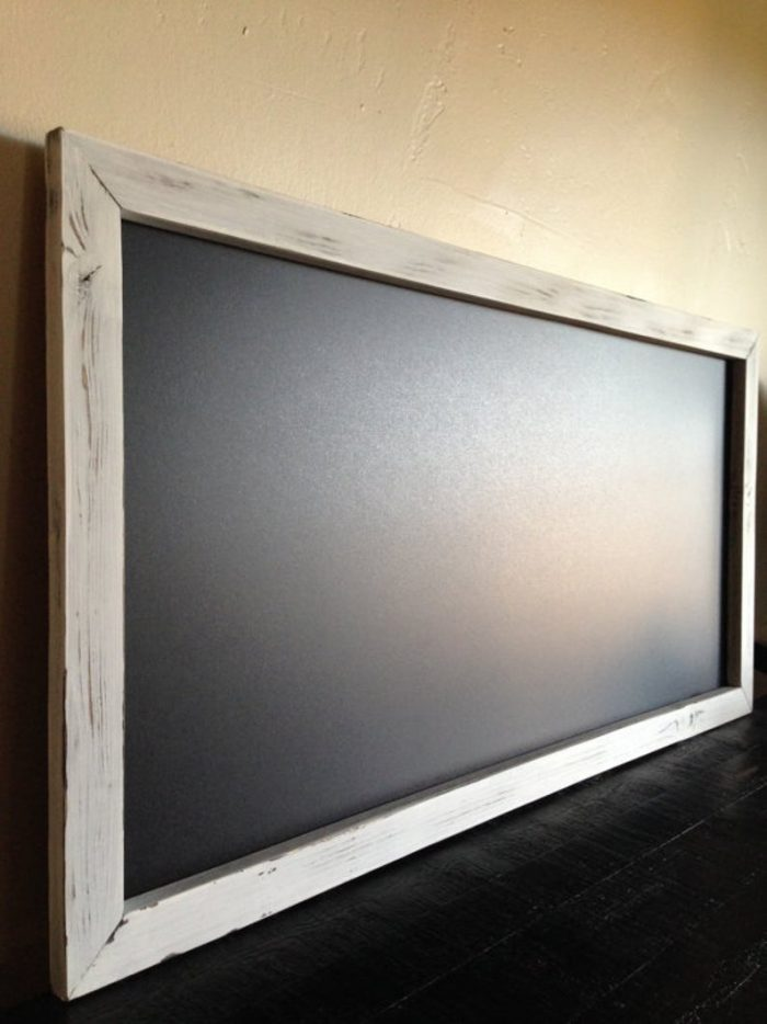 chalkboard decor large magnetic chalk board