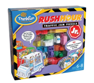 Gifts for a six year old boy Rush Hour Jr.