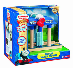 Gifts for a six year old boy Sodor Wash Down