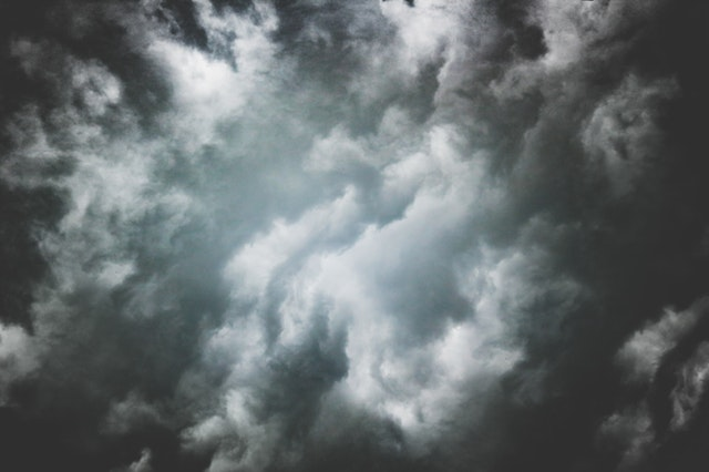 Preparing your property storm clouds