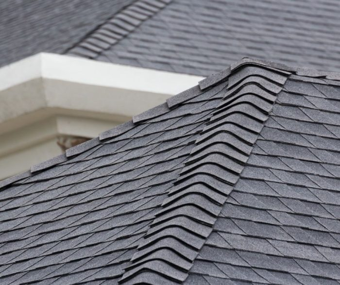 gray shingled roof tiles roofing substrates