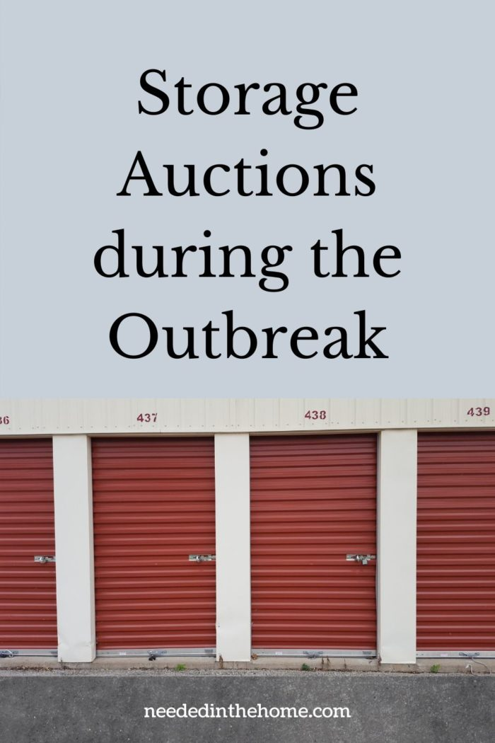 pinterest-pin-description storage auctions during the outbreak locked storage units lockers neededinthehome