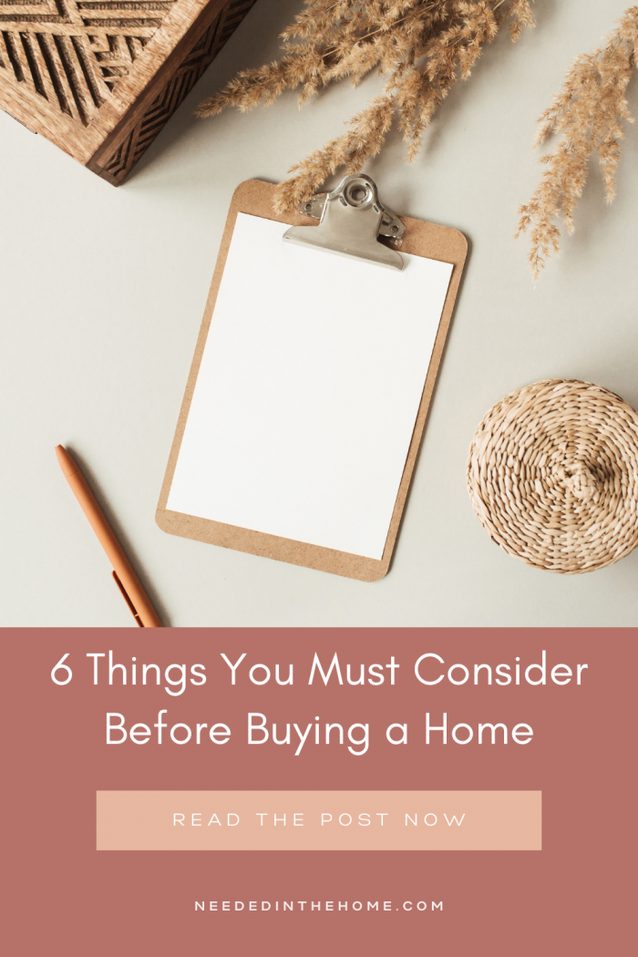 pinterest-pin-description 6 Things you must consider before buying a home clipboard pen neededinthehome