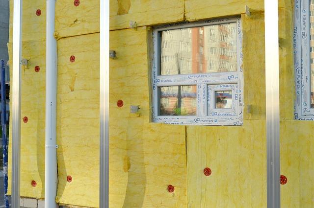 home prepared for weather changes insulation around windows