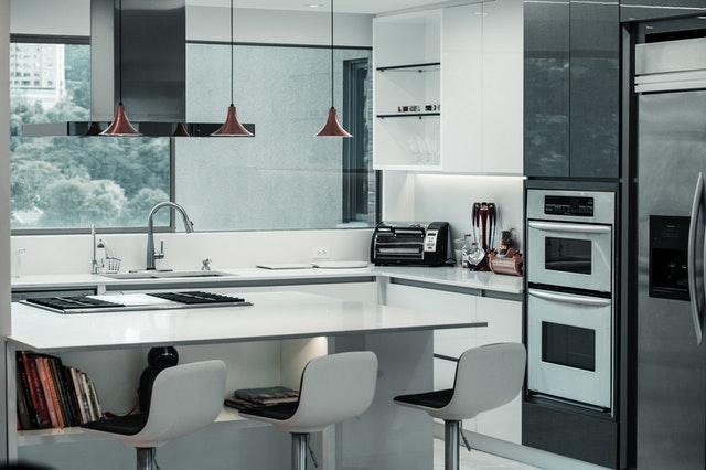 House Beautiful look kitchen minimalist