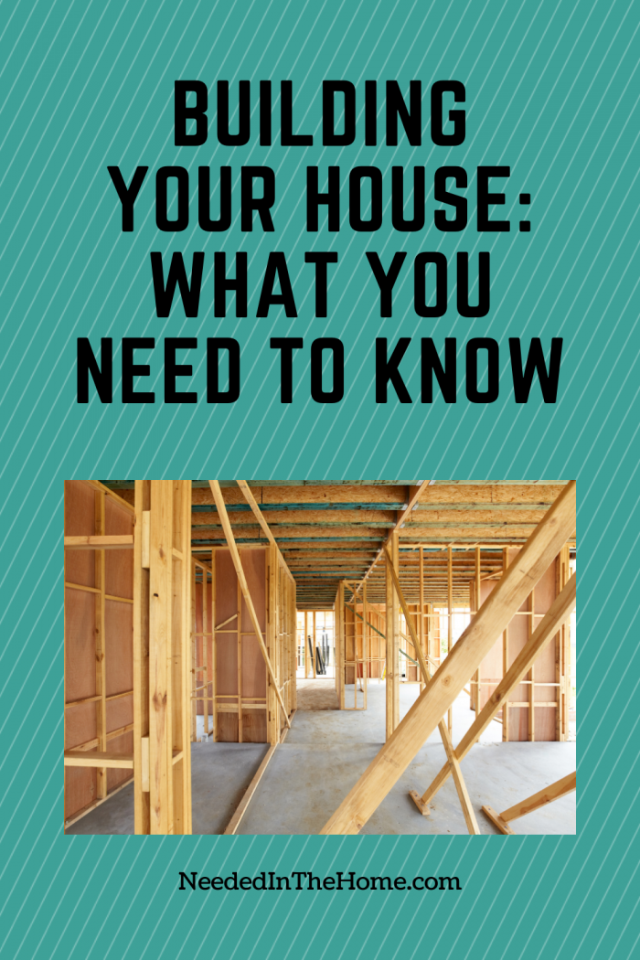 pinterest-pin-description building your house: what you need to know wood construction skeleton of house neededinthehome